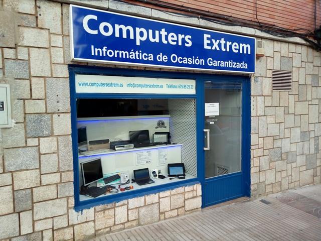 COMPUTERSEXTREM, ORDENADORES DE OCASIÓN.