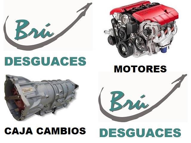 MOTORES Y CAJAS DE CAMBIO DESDE