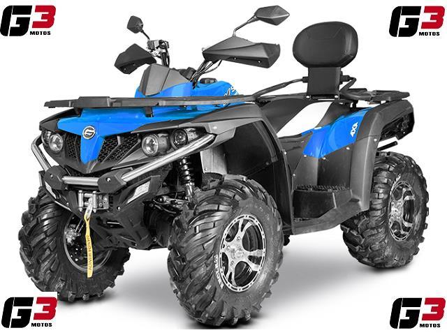 ATV CF MOTO DESDE