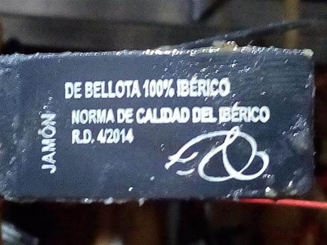 SEÑORIO PORRINO, IBÉRICOS EN BADAJOZ,