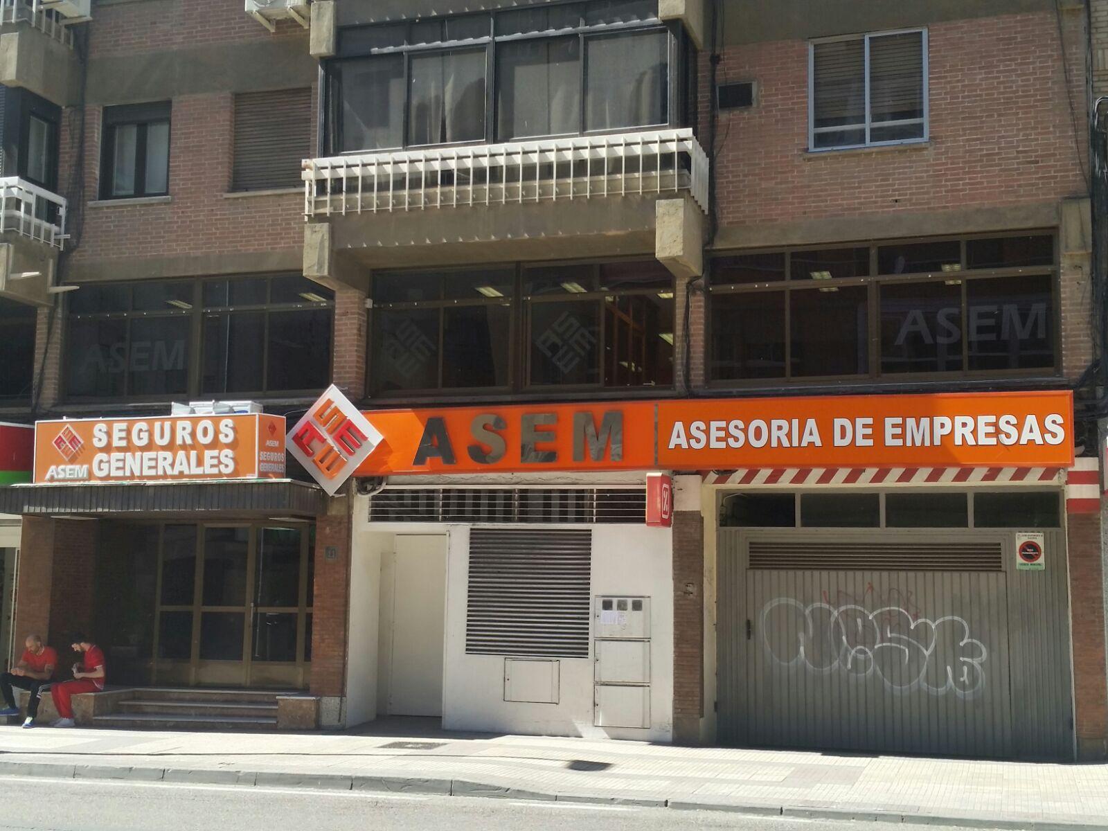 ASEM Consultores, Gestoría en Cáceres, Servicios fiscal-contable