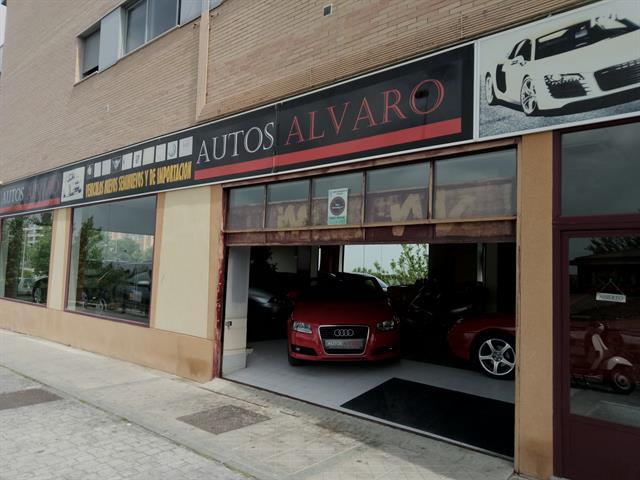 AUTOS ÁLVARO