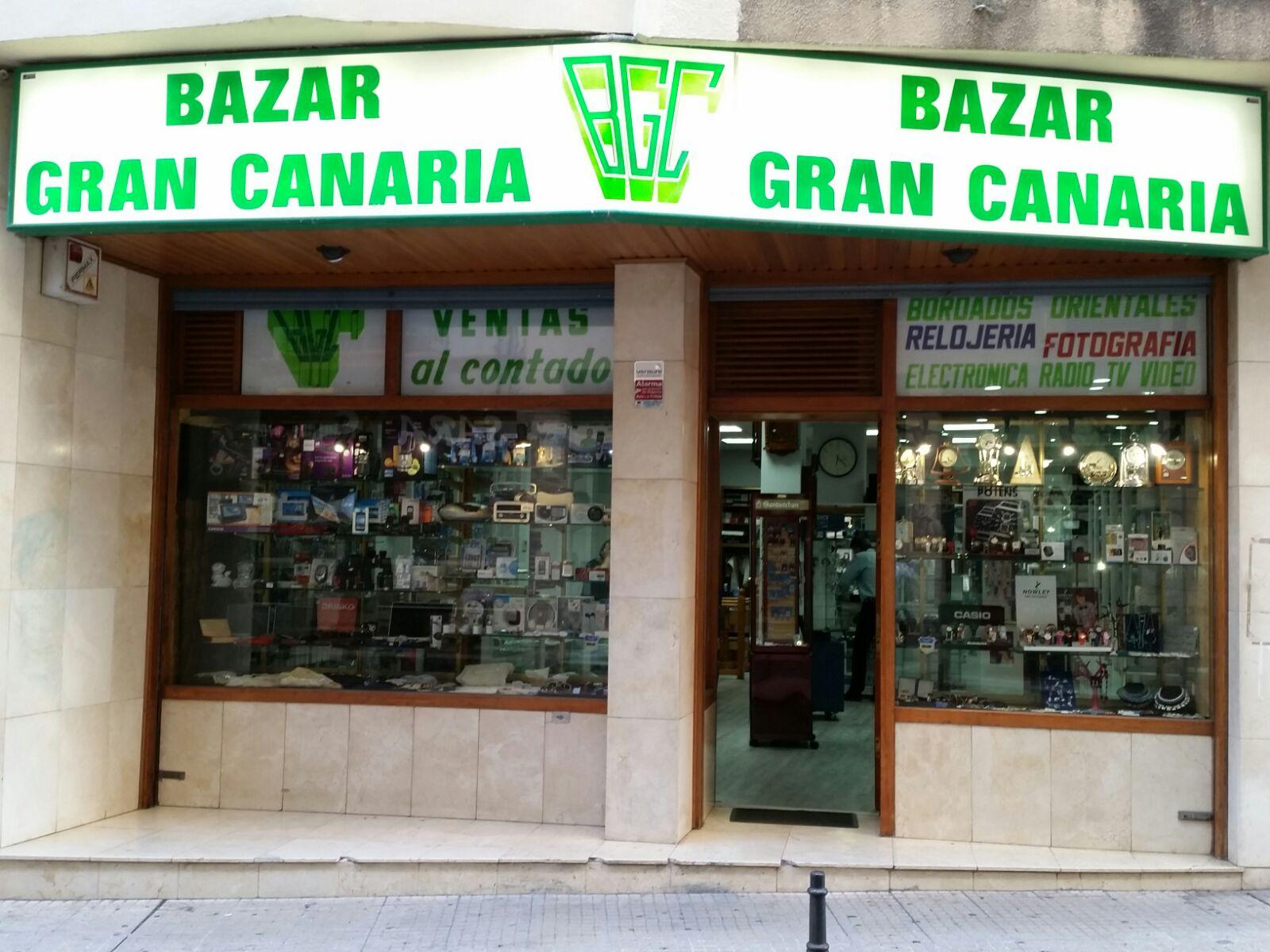 BAZAR GRAN CANARIA