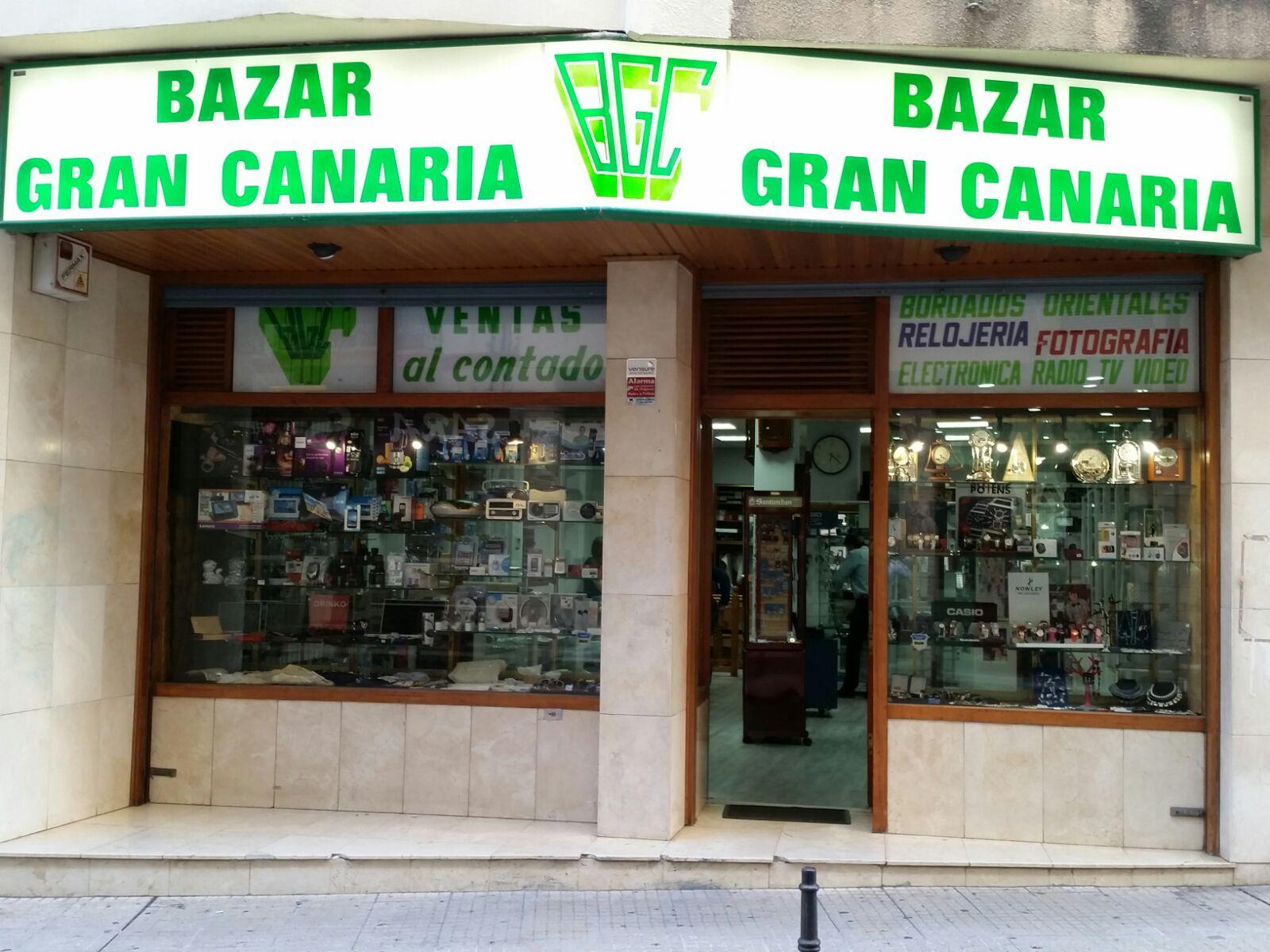 BAZAR GRAN CANARIA,