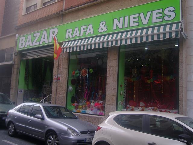 BAZAR ORIENTAL RAFA Y NIEVES: