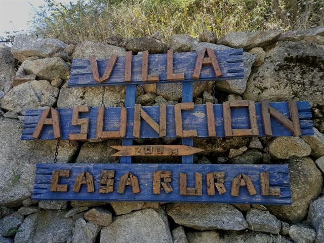 CASA RURAL VILLA ASUNCIÓN