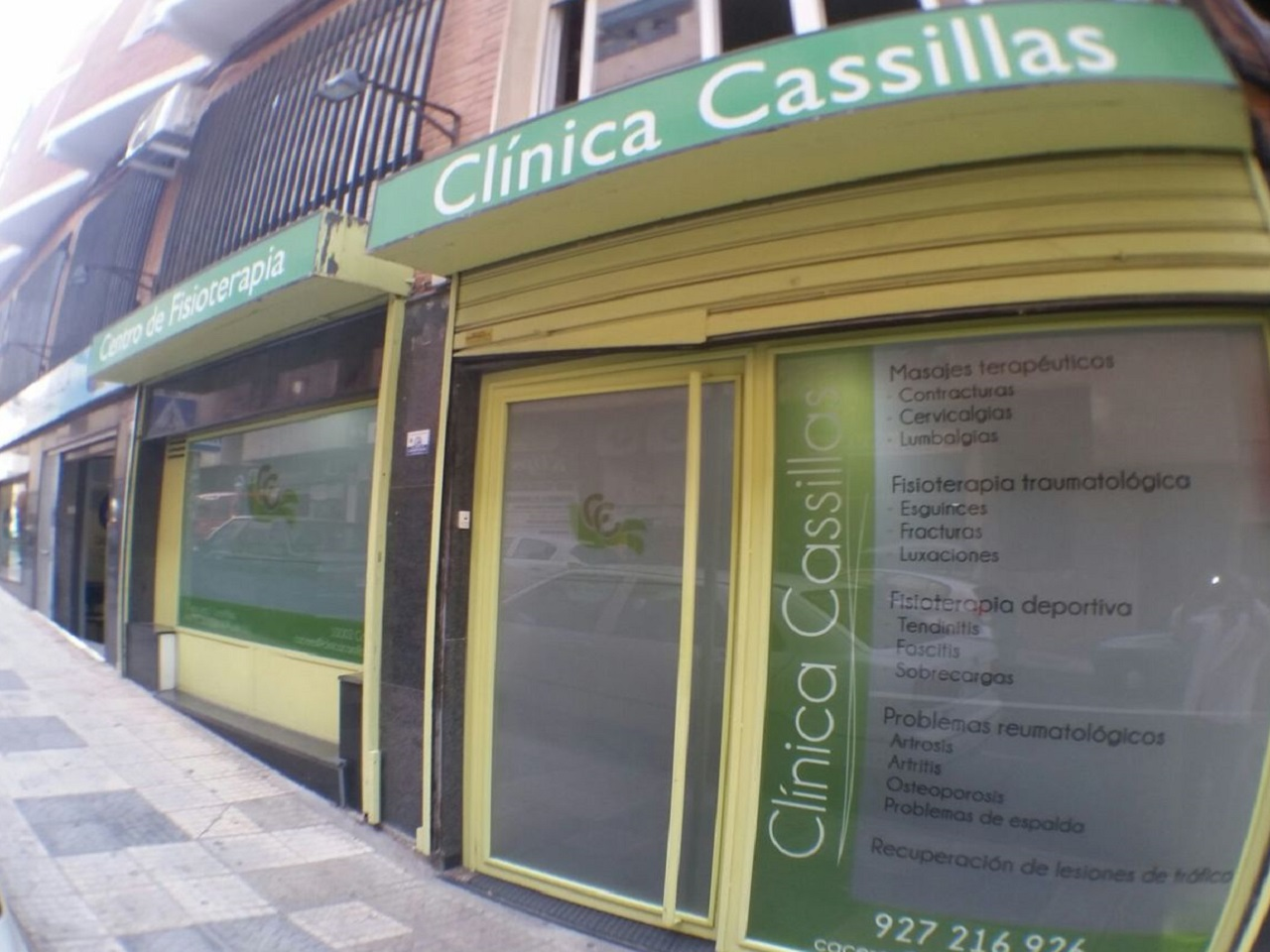 CLINICA CASSILLAS