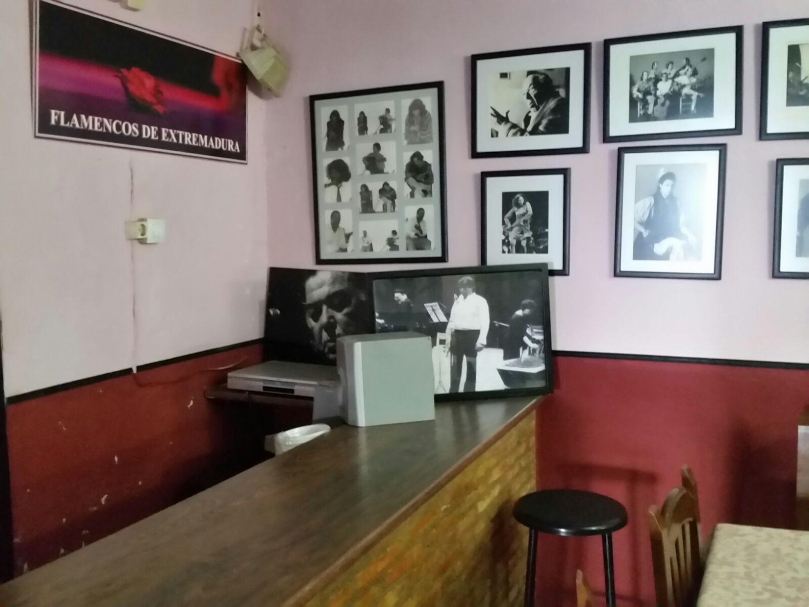 CUARTO DE LOS CABALES, Cafe bar económico en Cáceres, Restaurante en Cáceres, Tablao flamenco en Cáceres