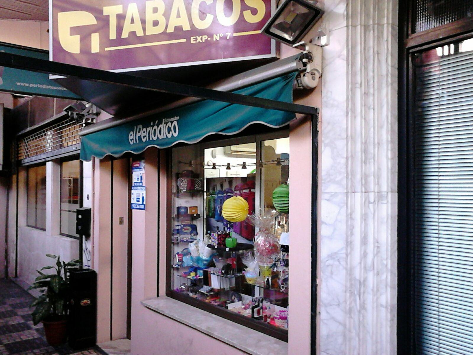 ESTANCO Nº7, Tienda de regalo económica en Cáceres, Casa del fumador económico