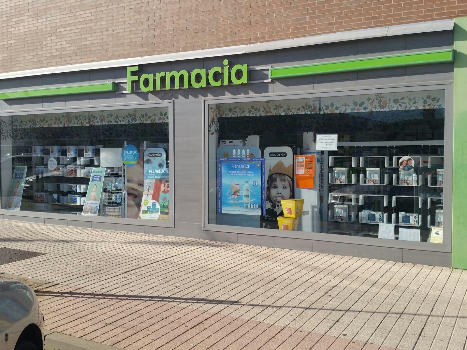 FARMACIA Mª DOLORES CANDELA CEPEDA