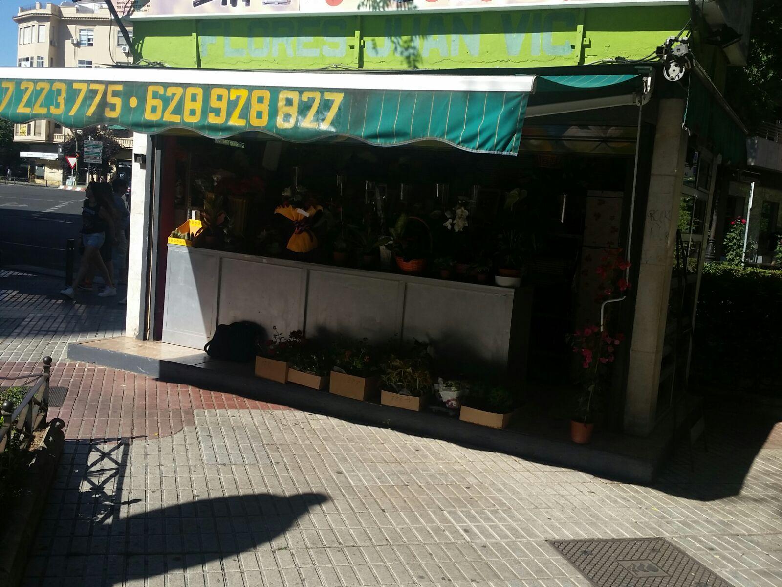 FLORISTERÍA JUANVIC, Flores económicas en Cáceres, Ramos baratos en Cáceres, Bodas baratas en Cáceres