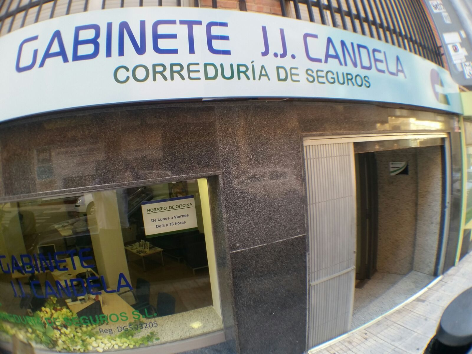GABINETE J.J. CANDELA, CORREDURÍA DE SEGUROS.