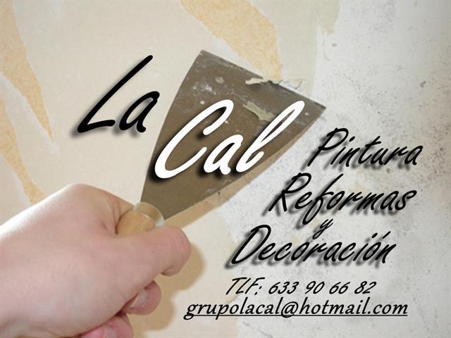 LA CAL: PINTURA, REFORMAS Y DECORACIÓN