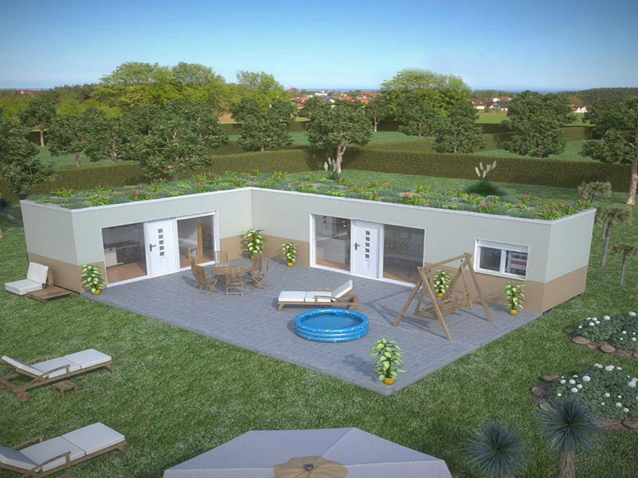 Casa prefabricadas modulares ideas de disenos - Viviendas modulares prefabricadas ...