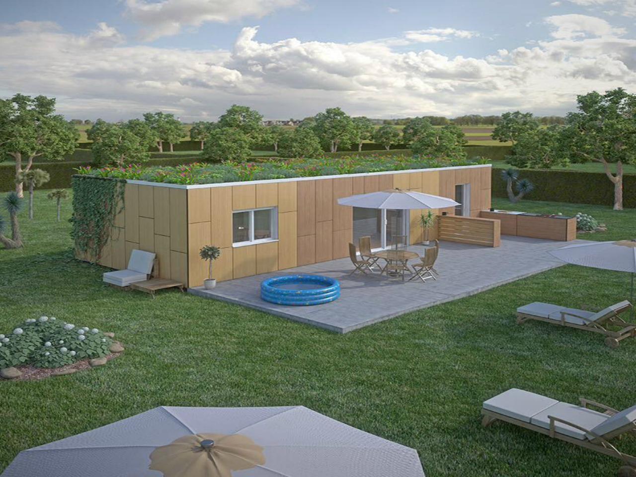 Movinghome casas modulares prefabricadas en c ceres casas modulares prefabricadas econ micas - Casas prefabricadas economicas ...