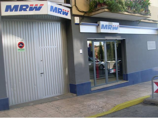 MRW TRANSPORTE URGENTE, PAQUETERIA EN CACERES