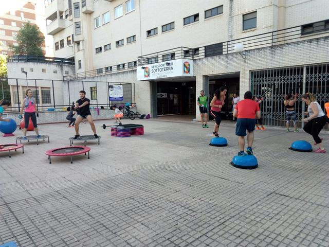 NEW SPORT CLUB SOTTOTERRA WELLNESS & SQUASH: SPINNING  CACERES, GYM  CACERES, GIMNASIO  CACERES, SPA  CACERES, CICLO INDOOR  CACERES,