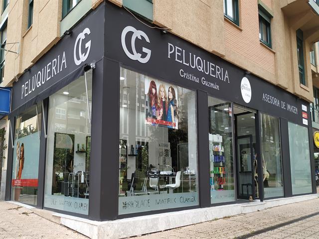 Peluquería Cristina Guzmán, Peluquería en Cáceres, Salón Emotion en Cáceres, Salón L'Oréal en Cáceres,