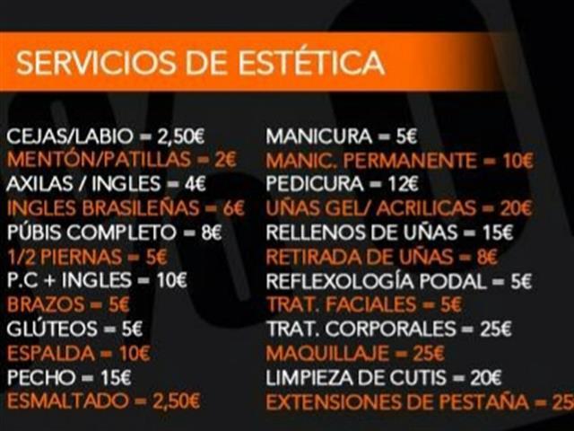 PELUQUERIA LOW COST MOCTEZUMA ( PLAZA DE NORUEGA )