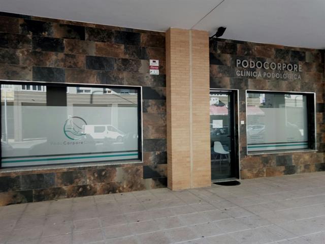 PODOCORPORE, CLÍNICA DE PODOLOGÍA