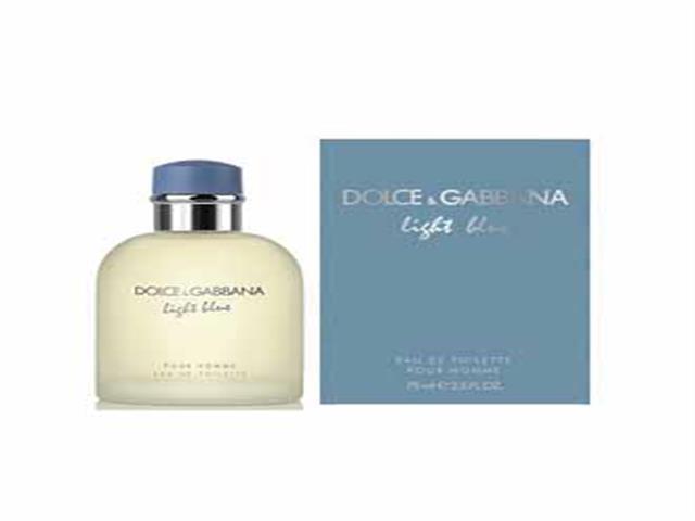 Light blue pour homme 75ml