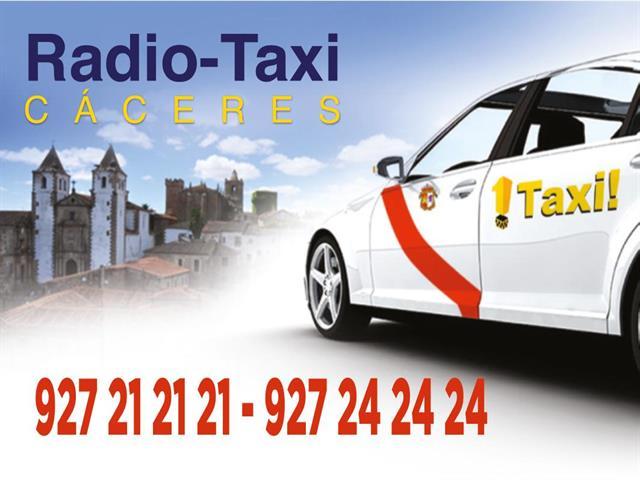 RADIO TAXI CÁCERES