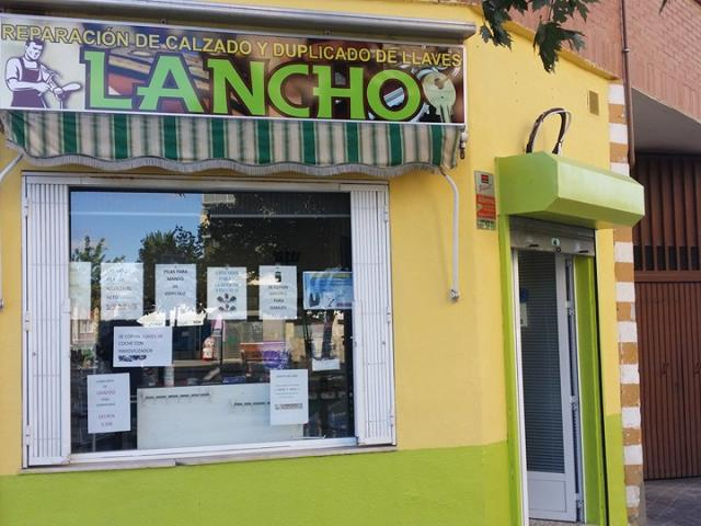 REPARACION DE CALZADOS LANCHO: