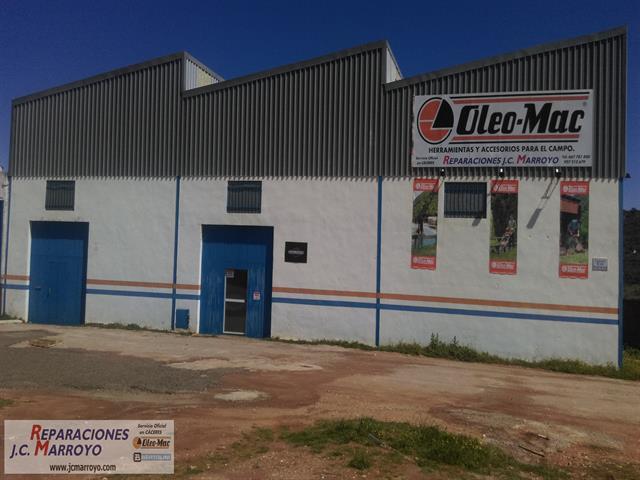 REPARACIONES J.C. MARROYO, reparaciones motosierras en caceres, desbrozadoras en caceres, hidrolavadoras en caceres,
