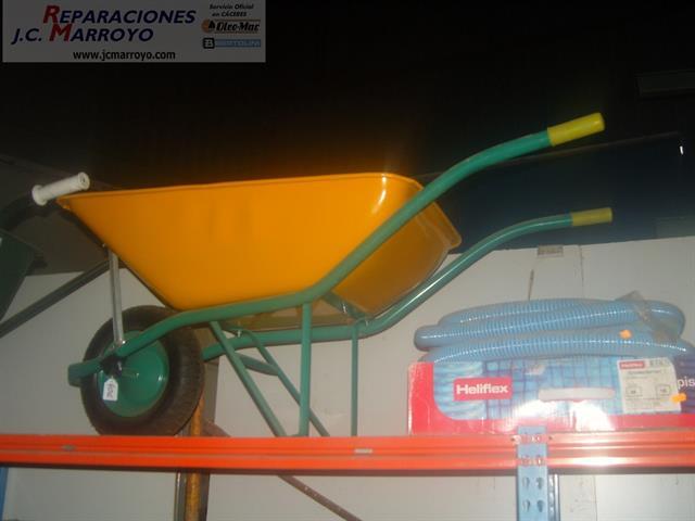 REPARACIONES J.C. MARROYO: REPARACIONES AGRICOLAS EN CACERES, PODADORAS EN CACERES, CORTACESPED EN CACERES, TALLERES EN CACERES