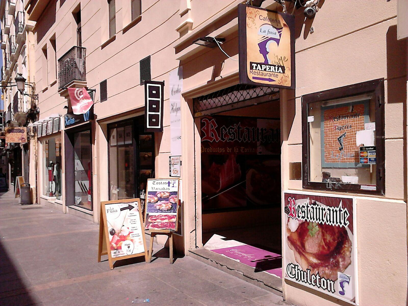 LA FUSA, Restaurante económico en Cáceres, especialidad en productos extremeños en Cáceres