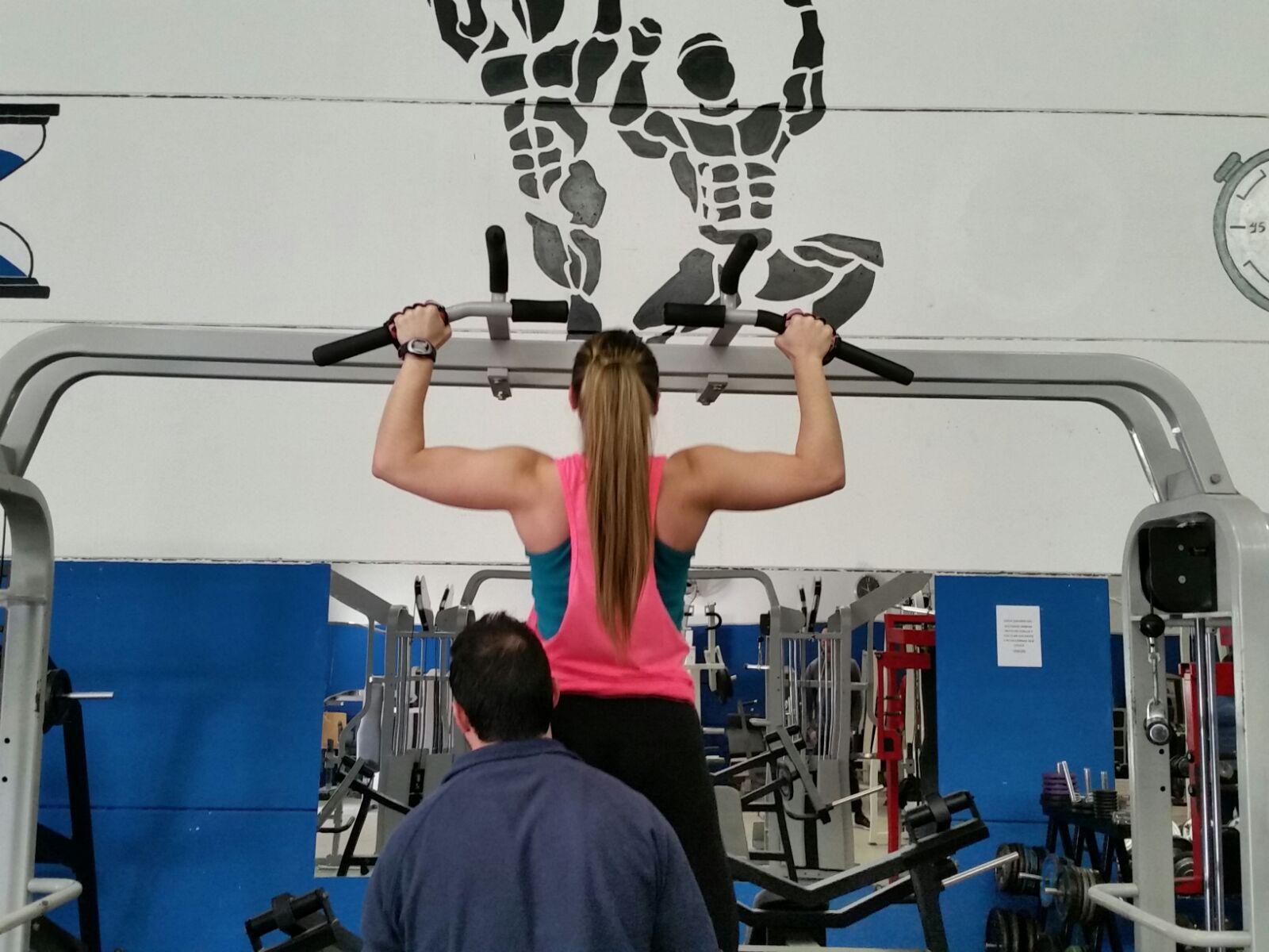 Sportime gym fitness center gimnasio econ mico en c ceres for Gimnacio o gimnasio