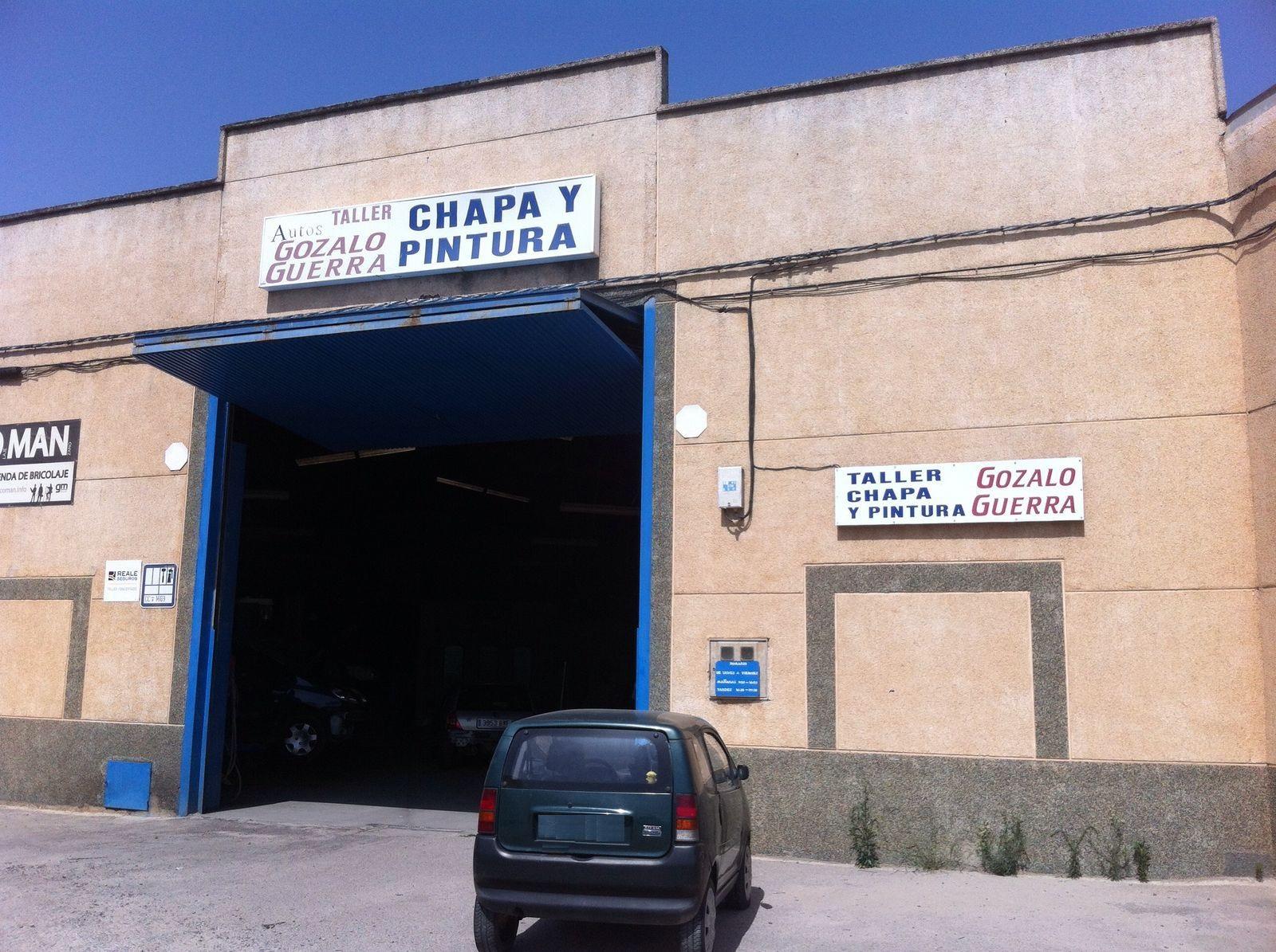 TALLER AUTO GOZALO GUERRA