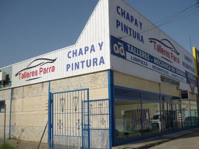 Talleres Chapa y Pintura PARRA