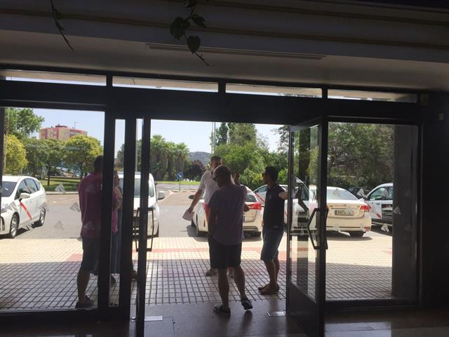 TAXI EN CÁCERES, PARADA ESTACIÓN DE TREN (RENFE)