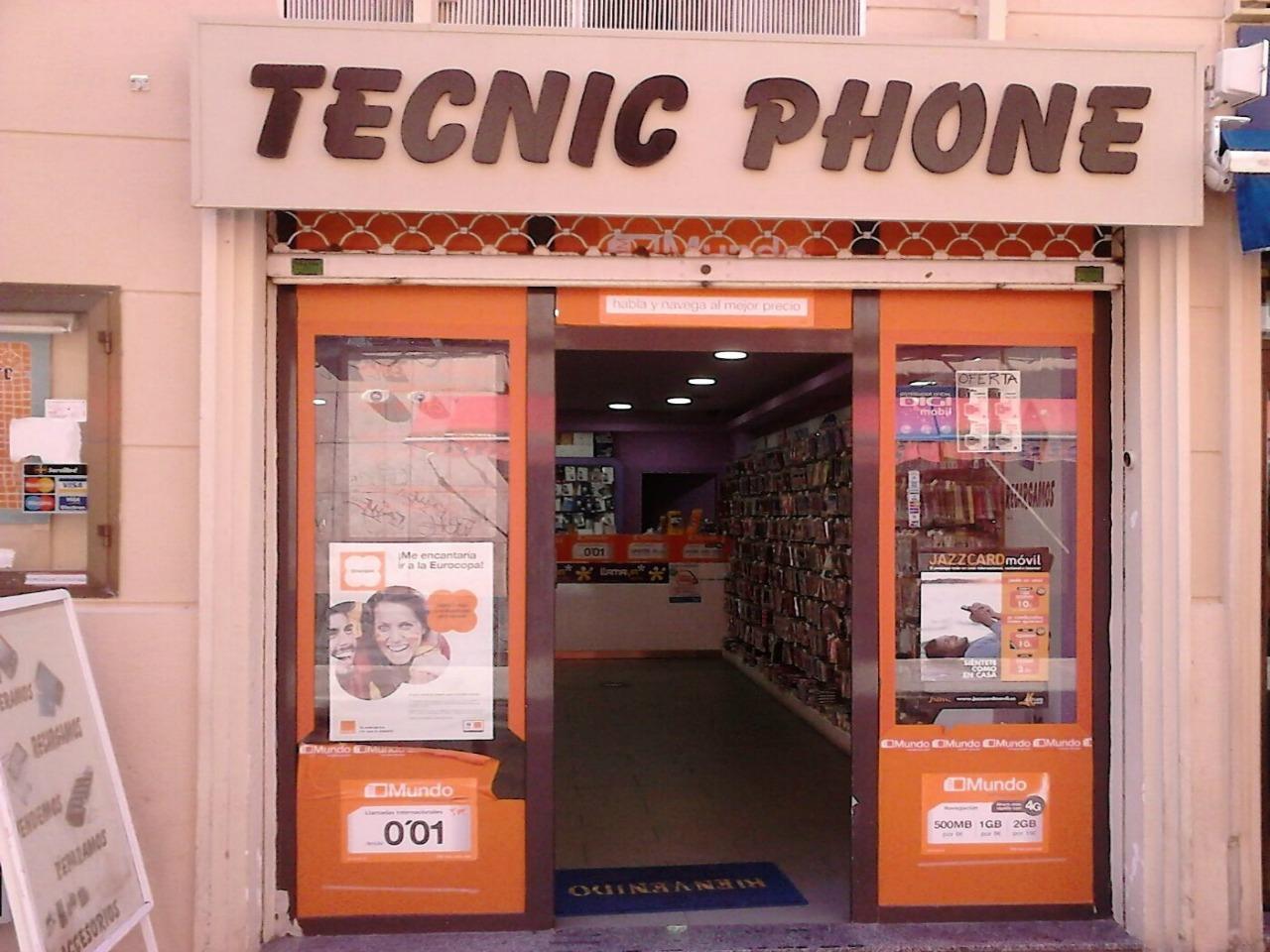 TECNICPHONE, Tiendas de móviles baratas en Cáceres, accesorios móviles baratos en Cáceres