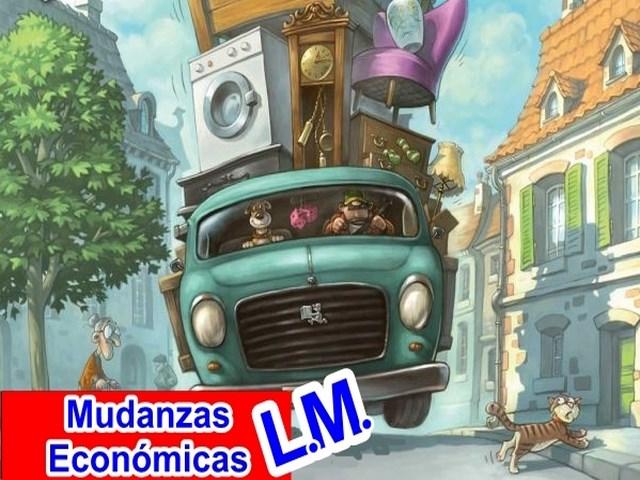 Mudanzas Baratas y Portes Económicos