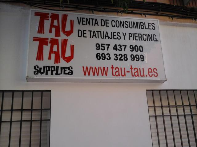 TAU TAU  SUPPLIES