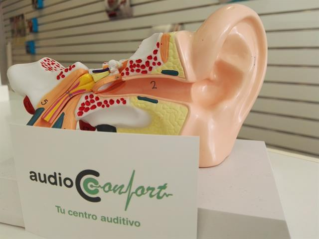 AUDIO CONFORT TU CENTRO AUDITIVO