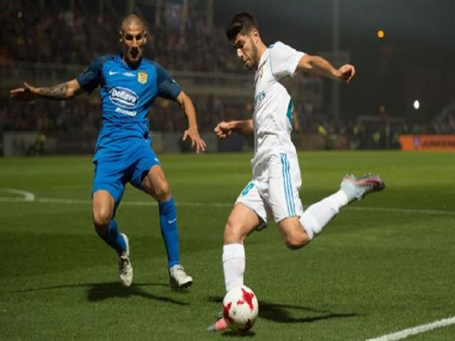 Fuenlabrada vs Real Madrid