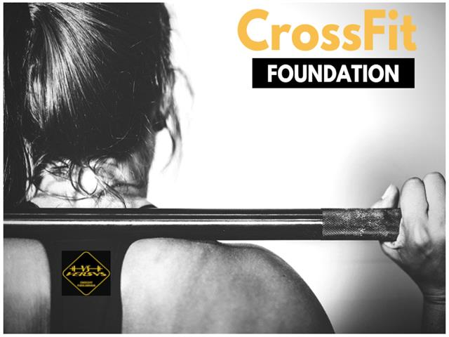 CURSO CROSSFIT FOUNDATION