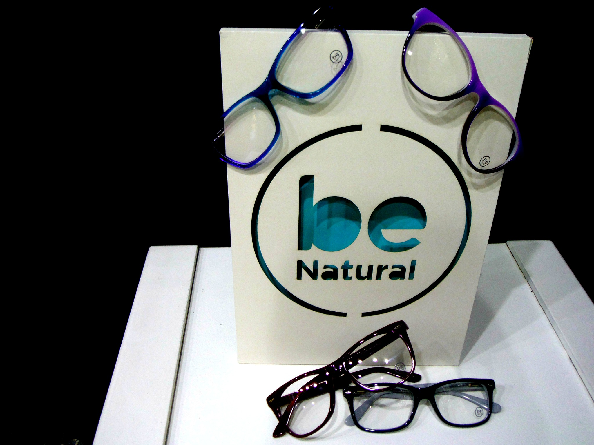GAFAS MONTURAS + CRISTALES. BE NATURAL