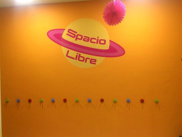 SPACIO LIBRE, LOCAL PARA EVENTOS.