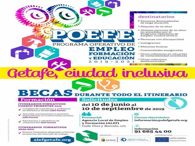 Proyecto europeo de formación destinado a colectivos con dificultades para encontrar empleo