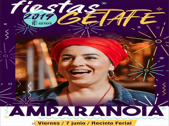 Amparanoia primera confirmación para las Fiestas Patronales de Getafe 2019