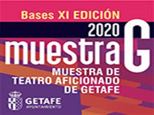 Abierto el plazo para participar en la XI edición de la Muestra de Teatro Aficionado de Getafe 'MUESTRAG 2020'