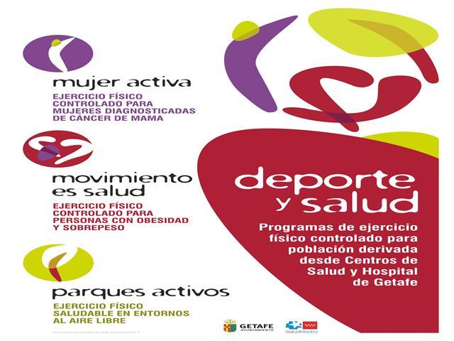 Comienza la segunda edición del programa Deporte y Salud