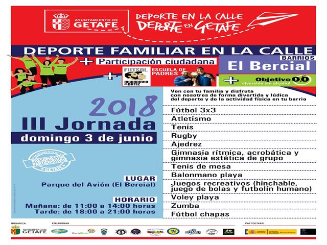 Las estrellas del fútbol sala mundial Ricardhino y Carlos o Ortiz participarán en la III Jornada del Deporte Familiar en la Calle