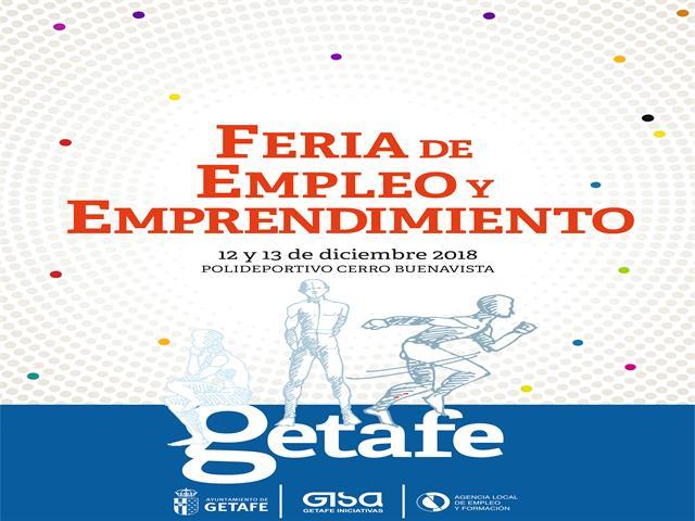 La Feria de Empleo y Emprendimiento se celebrará el 12 y 13 de diciembre en el Polideportivo cerro Buenavista