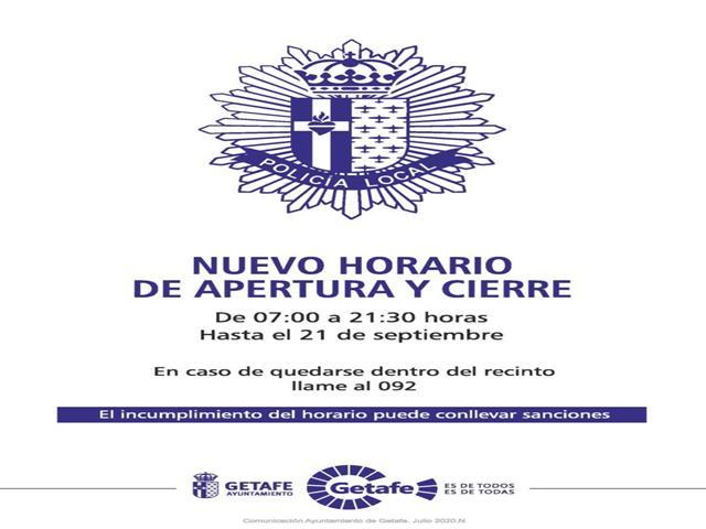 Nuevo horario de apertura y cierre en el Cerro de los Ángeles para mejorar la seguridad