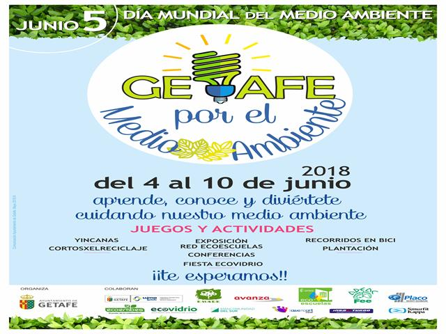 Getafe organiza la primera semana del medio ambiente con un amplio abanico de actividades y juegos